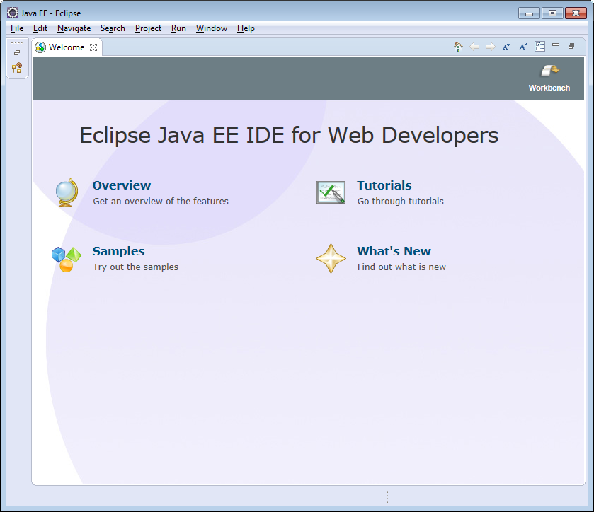 18Eclipse Java EE IDE for Web Developers