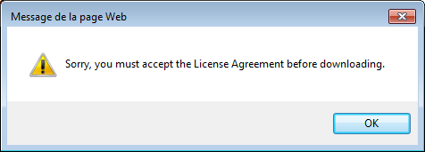 3accept licence agreement