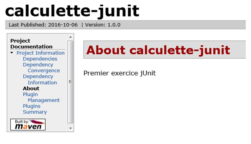 tests calculette