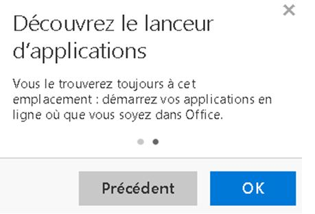office 365 lanceur