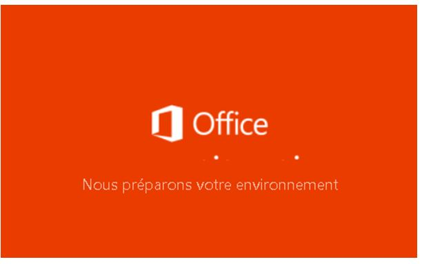 office 365 preparation enironnement