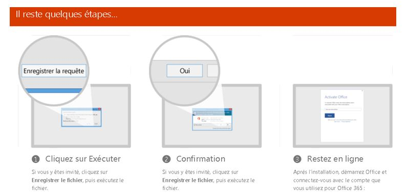 office 365 quelques etapes